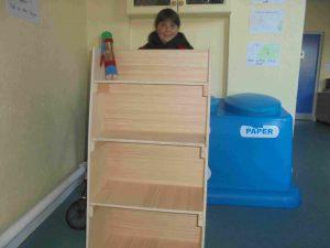 woodwork shelves 01